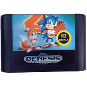 Sonic The Hedgehog 2 Not For Resale - Genesis Game