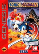 Sonic Spinball - Genesis Game