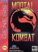 Mortal Kombat - Genesis Game