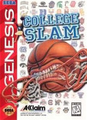 College Slam Basketball - Genesis Game