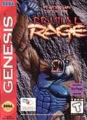 Primal Rage - Genesis Game