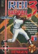 R.B.I. Baseball 3 - Genesis Game