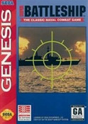 Super Battleship - Genesis Game