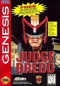 Judge Dredd - Genesis Game