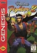 Virtua Fighter 2 - Genesis Game