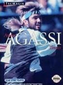 Andre Agassi Tennis - Genesis Game