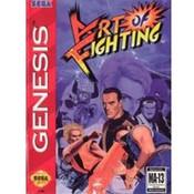 Art of Fighting - Genesis Game