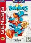 Bonkers, Disney's - Genesis Game