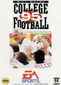 Bill Walsh College Football 95 - Genesis Game