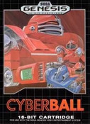 Cyberball - Genesis Game