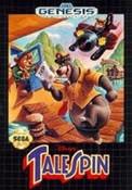 Tale Spin, Disney's - Genesis Game