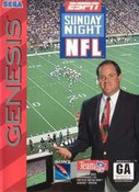 ESPN Sunday Night NFL - Genesis Game