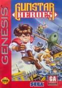Gunstar Heroes - Genesis Game