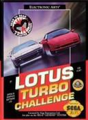 Lotus Turbo Challenge - Genesis Game