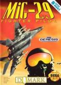 Mig-29 Fighter Pilot - Genesis Game