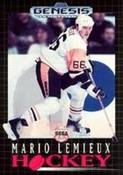 Mario Lemieux NHL Hockey - Genesis Game.