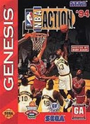 NBA Action '94 - Genesis Game