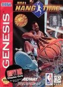 NBA Hang Time - Genesis Game
