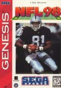 NFL 98 - Genesis Game