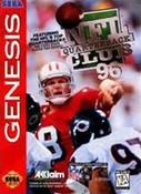 NFL Quarterback Club 96 - Genesis Game