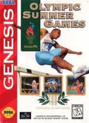 Olympicsummer Games - Genesis Game