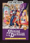 Shining In The Darkness - Genesis Game