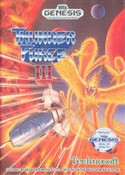 Thunder Force III - Genesis Game