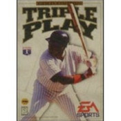 Triple Play Gold Edition - Genesis Game