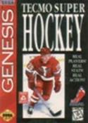 Tecmo Super Hockey - Genesis Game