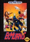 Ex-Mutants - Genesis Game