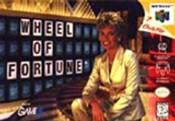 Wheel of Fortune - N64 Game