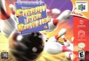 Circuit Pro Bowling - N64 Game