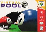 Virtual Pool - N64 Game