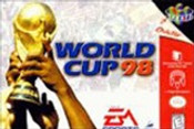 World Cup 98 - N64 Game