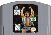 WWF War Zone - N64 Game