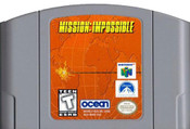 Mission Impossible - N64 Game