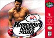 Knockout Kings 2000 - N64 Game
