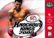 Knockout Kings 2000 - N64 Game