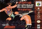 ECW Hardcore Revolution - N64 Game
