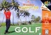 Waialae Country Club Golf - N64 Game