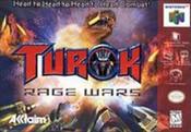 Turok Rage Wars - N64 Game