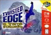Twisted Edge Extreme Snowboarding - N64 Game