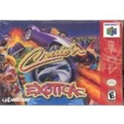 Cruis'n Exotica - N64 Game
