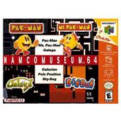Namco Museum 64 Nintendo 64 N64 video game box art image pic