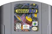 Lode Runner 3D - N64 Game