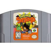 Pokemon Snap Nintendo 64 N64 video game cartridge image pic