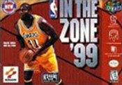 In The Zone 99 - N64 Game