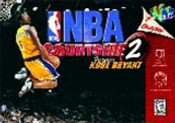 NBA Courtside 2 - N64 Game