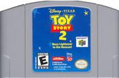 Toy Story 2, Disney's Nintendo 64 N64 video game cartridge image pic