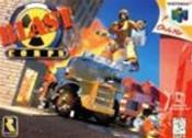 Blast Corps - N64 Game